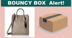 RUNNN! REAL Leather PURSE BOUNCY – INSANE ODDS!  [ $98 VALUE! ]