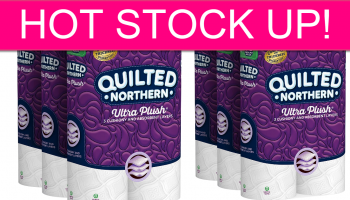 HOT Quilted Northern Stock Up Deal!