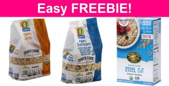 Totally FREE Nature Quick Cook Grains!