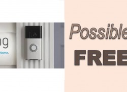 FREE Ring Doorbell, Camera, or Accessories
