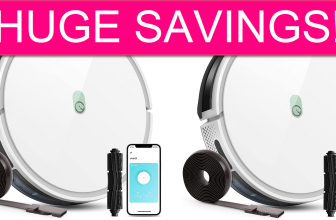 Yeedi Robot Vacuum – HOTTEST EVER PRICE!