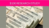 Free $100 Smartphone Research Study!