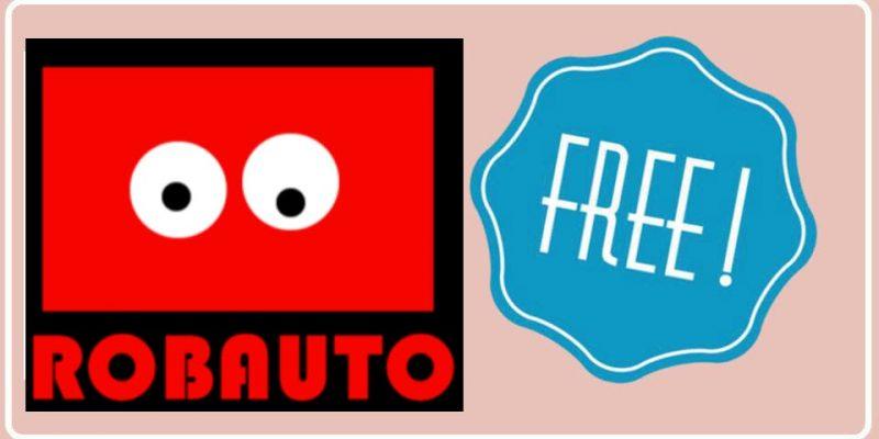 Get a FREE ROBAUTO Laptop Sticker!
