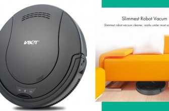 Great Reviews! Robot Vacuum ONLY $89.99 SHIPPED!