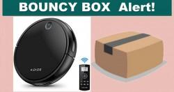 [ BOUNCY BOX ALERT! ] Instant Win a Robot Vacuum !