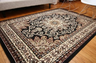 RUNNN! Persian Area Rug for ONLY $10.35 SHIPPED!