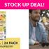 KIND Simple Crunch Bars 40 Pack