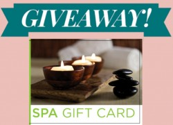 [Daily Entry] Win a $200 Spa Gift Card! – 20 Winners!