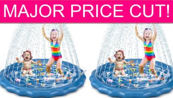 MAJOR PRICE DROP! Kids' Sprinkler Splash Pad!
