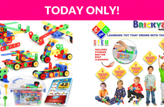 35% OFF! 163 Piece STEM Toys Kit