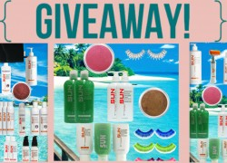 Win a HUGE $600 Epic Summer Beauty and Sunscreen Bundle!!