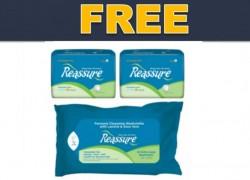 FREE Reassure Sample Pack