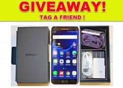 Enter to Win a Samsung Galaxy S9!