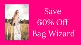 60% Off Select Bag Wizard
