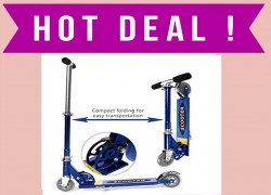 STOP EVERYTHING! OVER 40% OFF Scooter Deal = ONLY $23 SHIPPED!