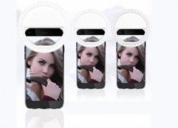 LED Selfie Light JUST 3.57 & FREE Shipping ! HOT! HOT!