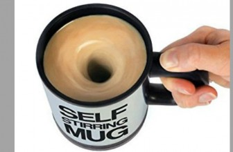 SELF Stirring Mug ONLY $6.99 SHIPPED!