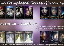 Win a $195 Complete Series Book Set!!