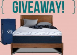 Serta Sleeper Giveaway Win a Queen size Mattress $899 Value