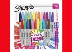 RUNNNNN! 24 Pack of Sharpies ONLY $6.75 SHIPPED!