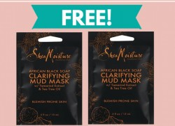 Shea Moisture Mask = Free Sample By Mail !