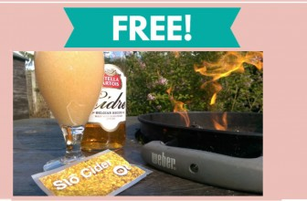TOTALLY Free – Full Size –  Slo Drinks!