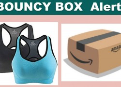 Sports Bra Bouncy Box! ENDS any second!