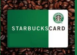 Enter TO Win a $100 Starbucks Gift Card! So. Much. Coffee!