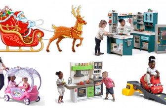 Enter To Win $1,200 In FREE Toys By STEP2 !!!
