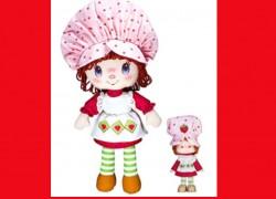 TWO Strawberry Shortcake Dolls ONLY $7.68  [ Reg. $29.99 ]