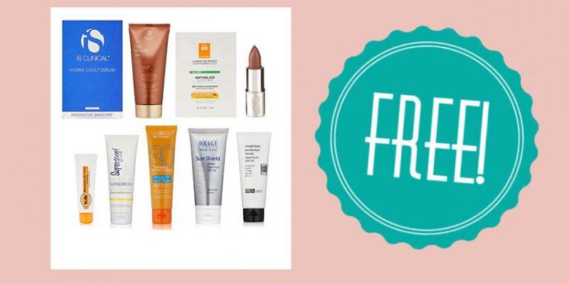Get a FREE Luxury Sun Care Sample Box!