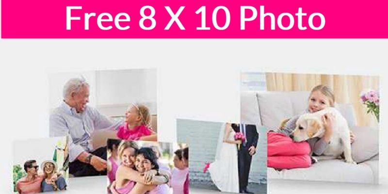 LAST DAY! Free 8 X 10 Photo!