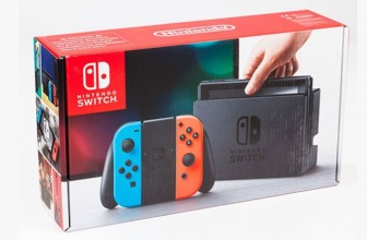 Boxed Nintendo Switch Giveaway