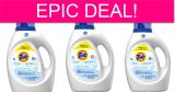 Epic Deal! CHEAP HUGE Tide Free & Gentle Detergent!