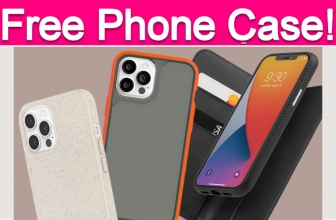 Possible Free iPhone Case!