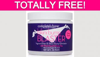 TOTALLY Free Bikini Bump Blaster!