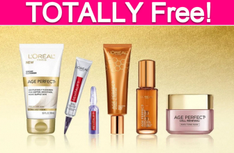 Possible Free L'Oreal Beauty Product Samples