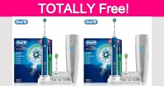 Totally Free Smart Electric Toothbrush!