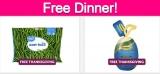 Totally FREE Thanksgiving Dinner!