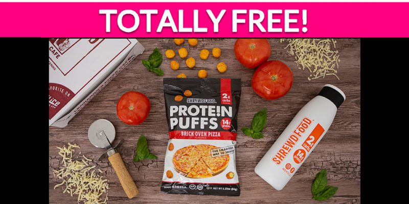 Totally Free Shrewd Food Protein Puffs!