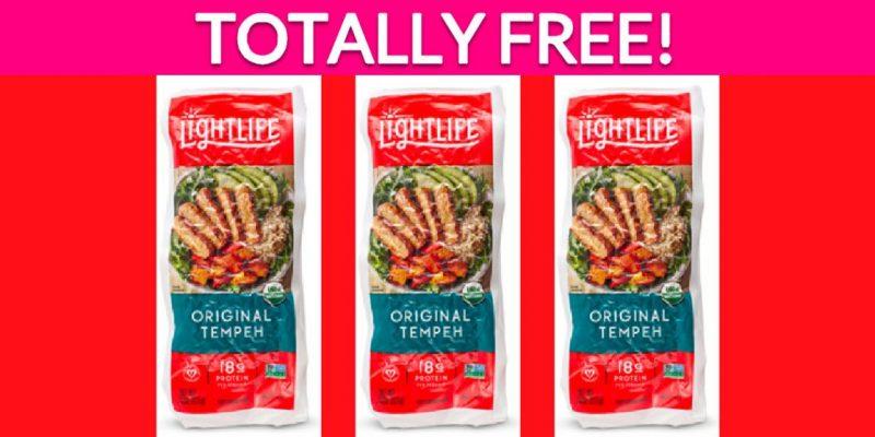 Totally Free Organic Tempeh!