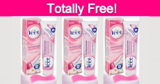 Totally Free Women's Hair Removal Product!