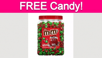 Possible Totally Free Holiday Candy!