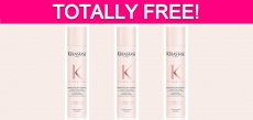 Totally Free Kerastase Dry Shampoo!