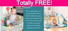 Possible Totally Free Baby Activity Gym & Ball Pit!