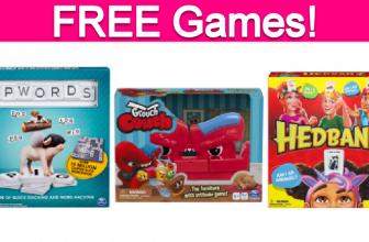 Possible Totally Free Games!