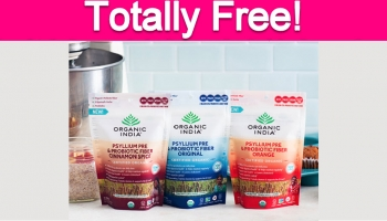 Possible Free Organic India Baking Products!
