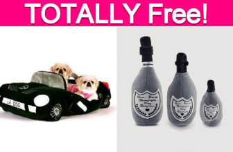 TOTALLY Free Dog Products!