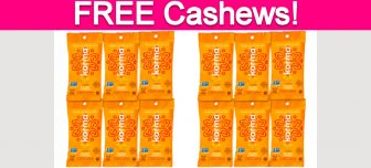 Possible Totally Free Cashews!