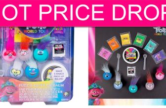 PRICE DROP! DreamWorks Trolls Make Your Own Lip Balm Kit!